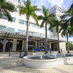 Leon Medical Center Flagler building